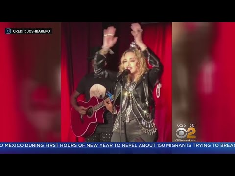 Madonna's Surprise At Stonewall Inn Mp3