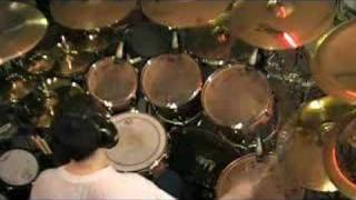 """Drumcover: Disturbed - """"Ten Thousand Fists"""""""