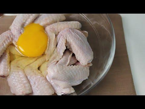 Resep Olahan Ayam Dan Telur Terenak Chicken Wings Madu Ala Korea Youtube