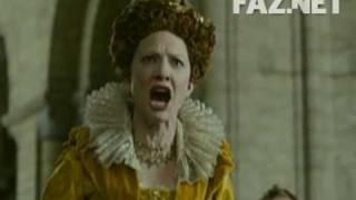 Elizabeth  Das Goldene Königreich - FAZ Rezension