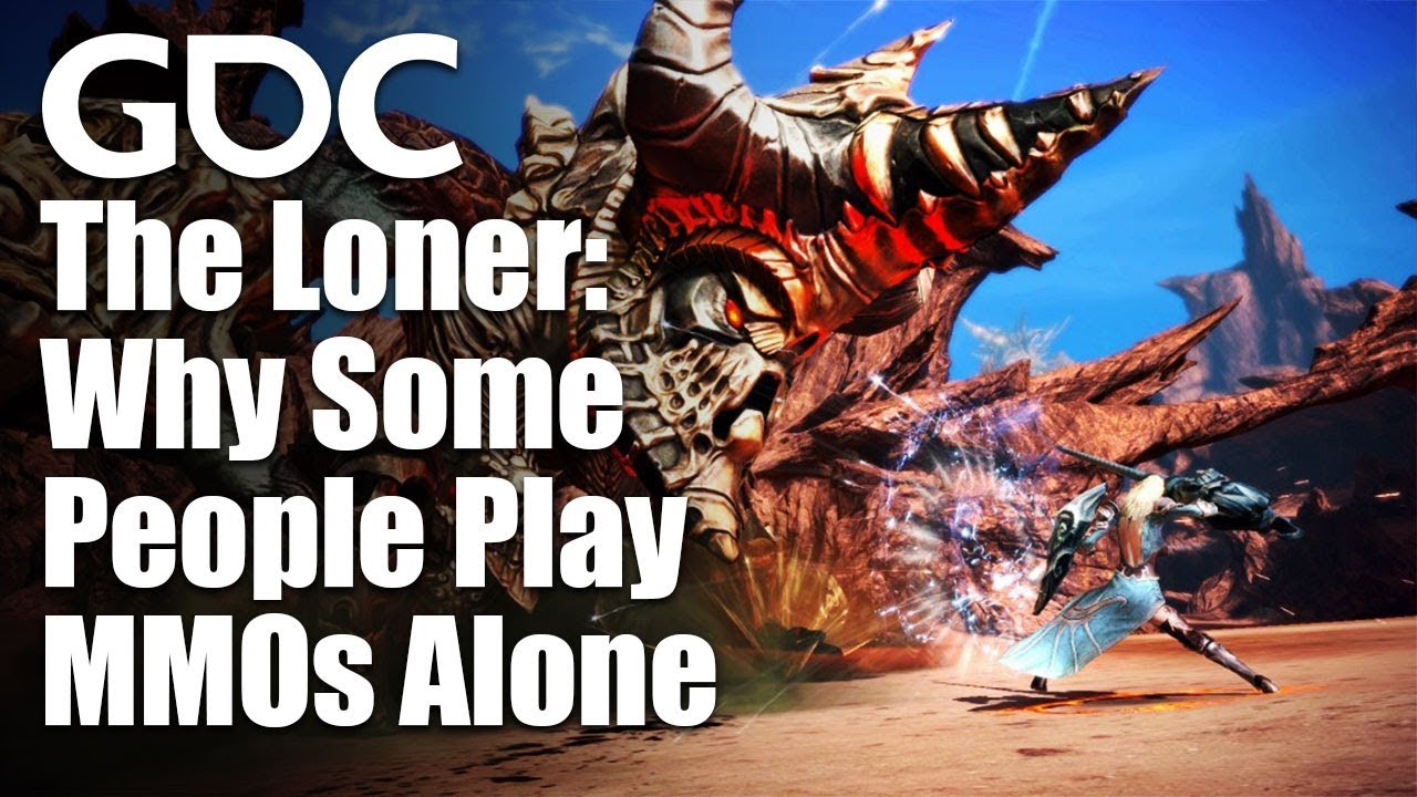 The Loner: Why Some People Play MMOs Alone