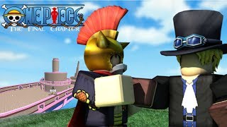 Roblox - One Piece Final Chapter TY Lin for the donation! :)