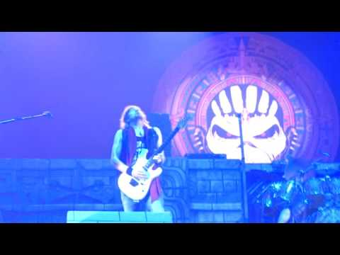 IRON MAIDEN - The Red and the Black - LIVE at GelreDome Arnhem 08.06.2016