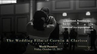 """""""Love Jones""""- The OFFICIAL WEDDING OF CORWIN AND CLARISSA JONES"""