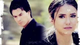 Деймон и Елена - Ты моя ножевая