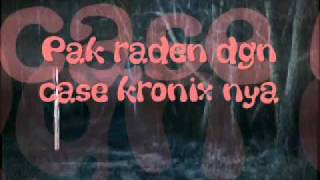 Download Video Pak raden dgn case kronix nya.wmv MP3 3GP MP4