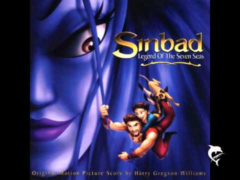 Sinbad Legend Of The Seven Seas - Harry Gregson Williams - Into The Sunset