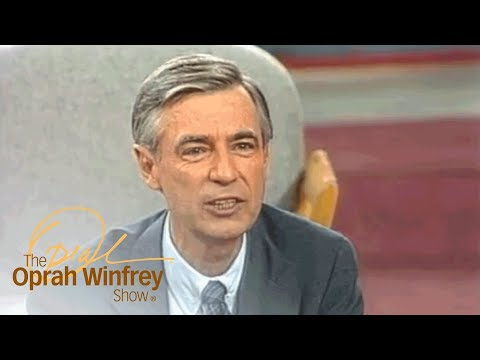 Mister Rogers Wanted Compassion In Classrooms The Oprah Winfrey Show Oprah Winfrey Network Youtube