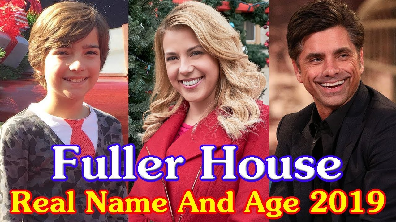 Download Fuller House Real Name And Age 2019