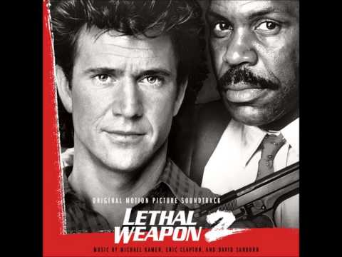 Lethal Weapon 2  Main TitleChase The Red BMWKrugerrand Michael Kamen