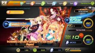Soccer Spirits Crystal Draws #2
