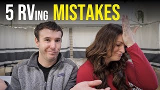 our-top-5-rving-mistakes-so-far