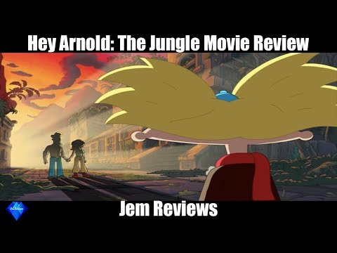 """Review of """"Hey Arnold! The Jungle Movie"""""""