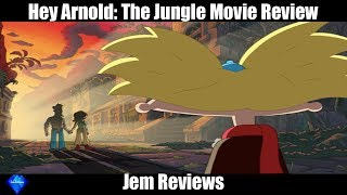 "Review of ""Hey Arnold! The Jungle Movie\"""