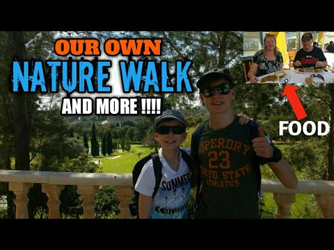 Our Own Nature Walk and more!!!! - Campomour Golf//vlogging