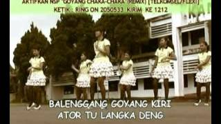 Lagu Manado Remix Populer- GOYANG CHAKA CHAKA by. Ririn
