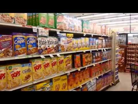 """Nutritional Food"" aisle in south Alabama - Please join ASAN today!"