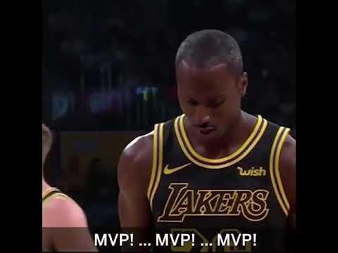 25e36083a Andre Ingram MVP CHANTS!!! - YouTube