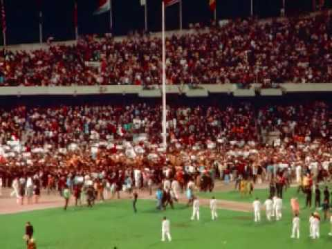 Image result for 1968 SUMMER OLYMPICS CLOSING CEREMONY PICTURES
