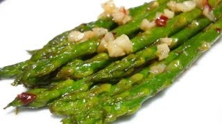 How to make Aspaŗagus - Sauteed Asparagus Recipe!