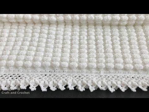 Easy crochet baby