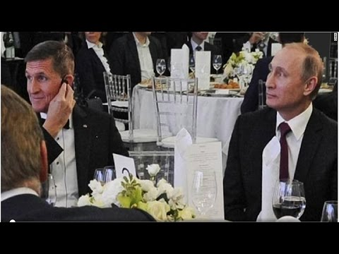 General Flynn paid 30K $ by Russian State Sponsored  RT TV + North Korea Security Crisis