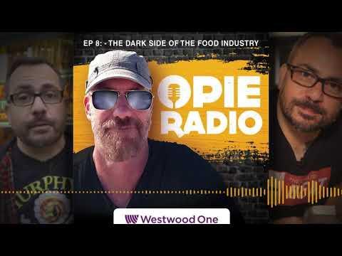 OpieRadio podcast episode 8: Dark Side of the Food Industry - @OpieRadio
