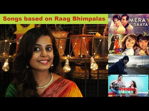 Raag Bhimpalas based songs | Hindi (English subtitles available)