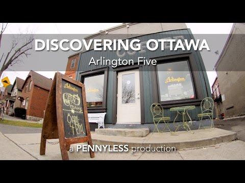 Discovering Ottawa: Arlington Five