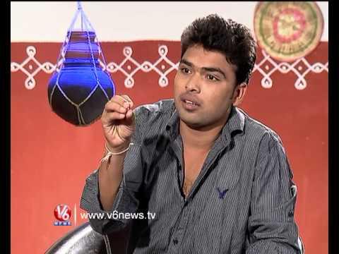 Teenmaar Racha Ramulamma Chit Chat With Folk Singer Santhosh