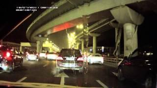 Происшествия и Аварии: ДТП Новая Рига (Ноябрь 2014)