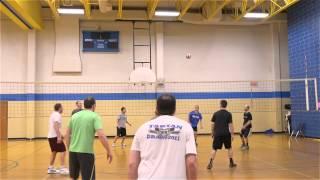 Feb2014 River Falls Coed Draw Volleyball