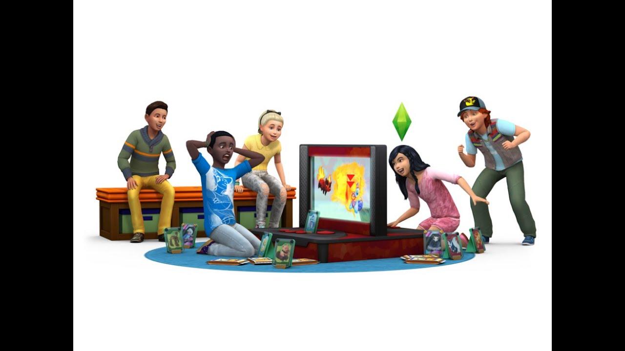Sims  Kids Room Stuff