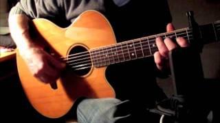 Synchronism (original) - fingerstyle guitar