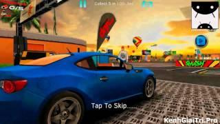Gameplay Dubai Racing Hack Tiền Cho Android HD