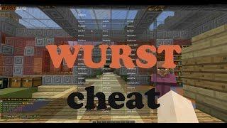 база паролей майнкрафт для wurst