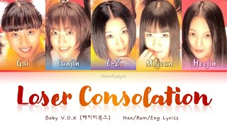Baby V.O.X (베이비복스) Loser Consolation (패자 부활전) - Han/Rom/Eng …