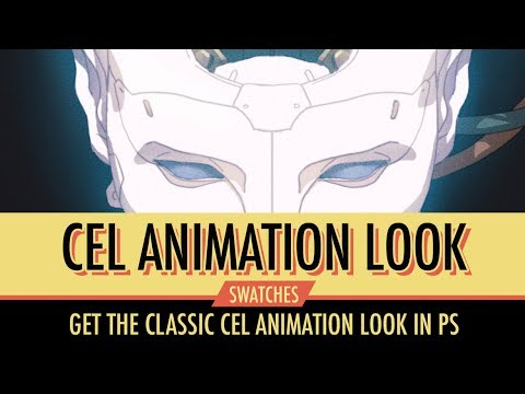 Get A Classic Cel Animation Look In Photoshop