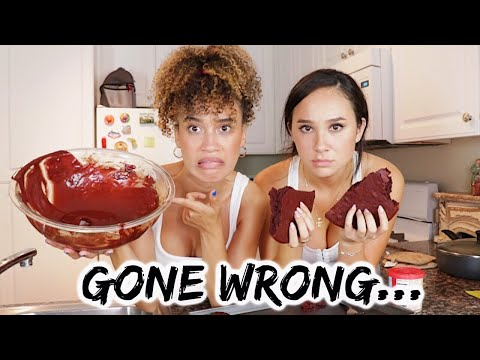 Baking a cake WITHOUT instructions!