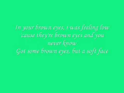 Lady Ga Ga- Brown Eyes LYRICS