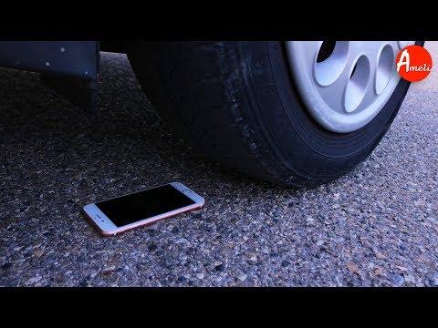 Mamma Schiaccia IPhone 7! FREAKY MOMMY CRUSHES IPhone 7 || AMELI TVIT 1