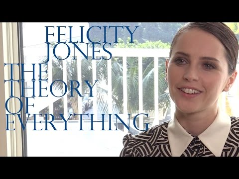 DP30: Felicity Jones & The Theory of Everything
