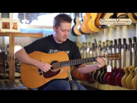 1936 Martin D-18 played by Jake Workman
