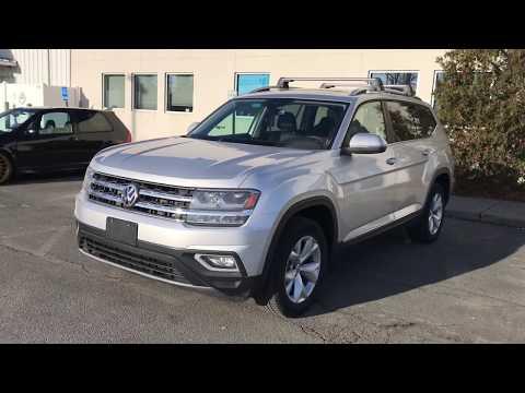 2018 VW Atlas SEL | Under 10k Miles! | Nemer VW | 4115B | Mike O'Toole