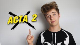 CO SĄDZĘ O ACTA 2 ?!?1 I Q&A #2