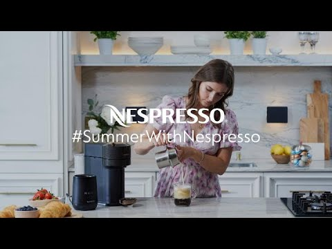Nespresso Iced Coffee Recipes Masterclass | UK \u0026 Ireland