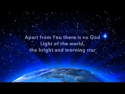 Chris Tomlin - Glory In The Highest - Instrumental With Lyrics