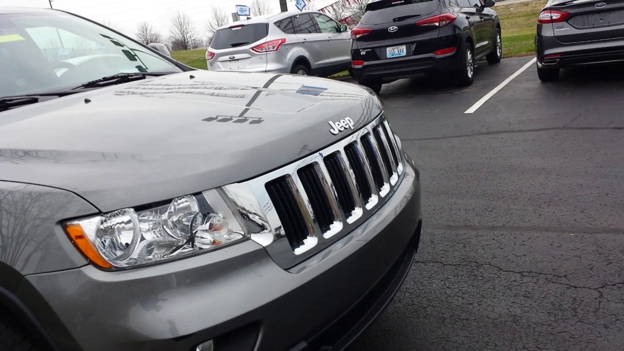 2012 Jeep Grand Cherokee Review