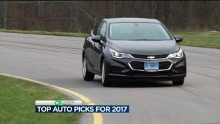 Consumer Reports: Top auto pics for 2017