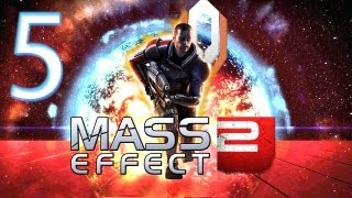 Mass Effect 2 Walkthrough - Part 5 - The Collectors (PC Gameplay / Commentary)